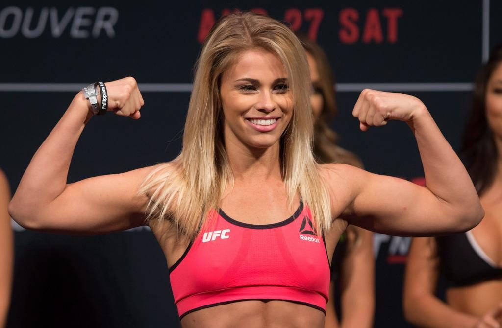 Paige VanZant Charming Photos