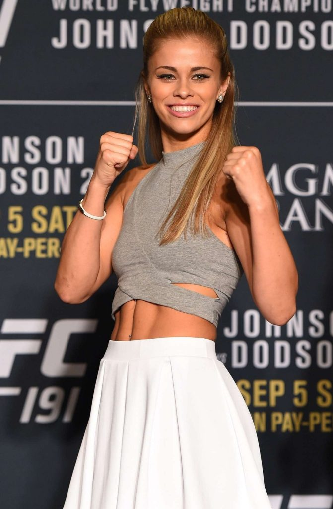 Paige VanZant Photos Gallery In 2018