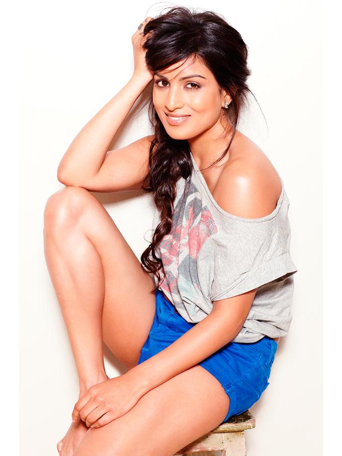 Pallavi Sharda Hot In Bikini Pictures