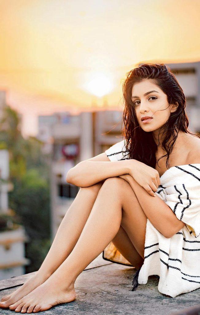 Pallavi Sharda Hot In Bra Panty Pictures