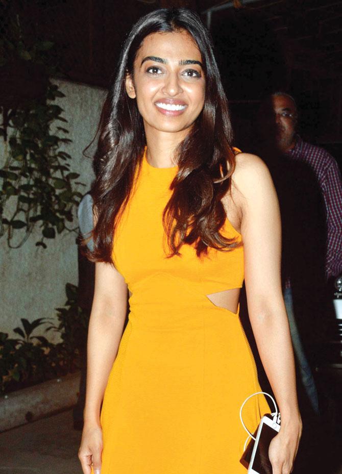 Radhika Apte Full HD Photos