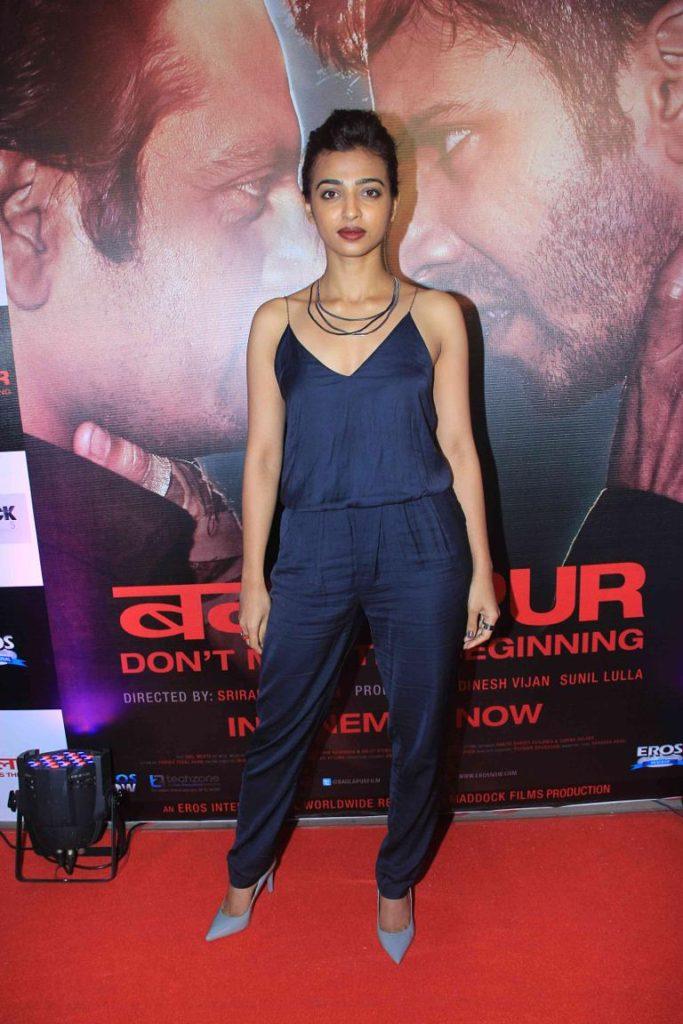 Radhika Apte Photos At Event