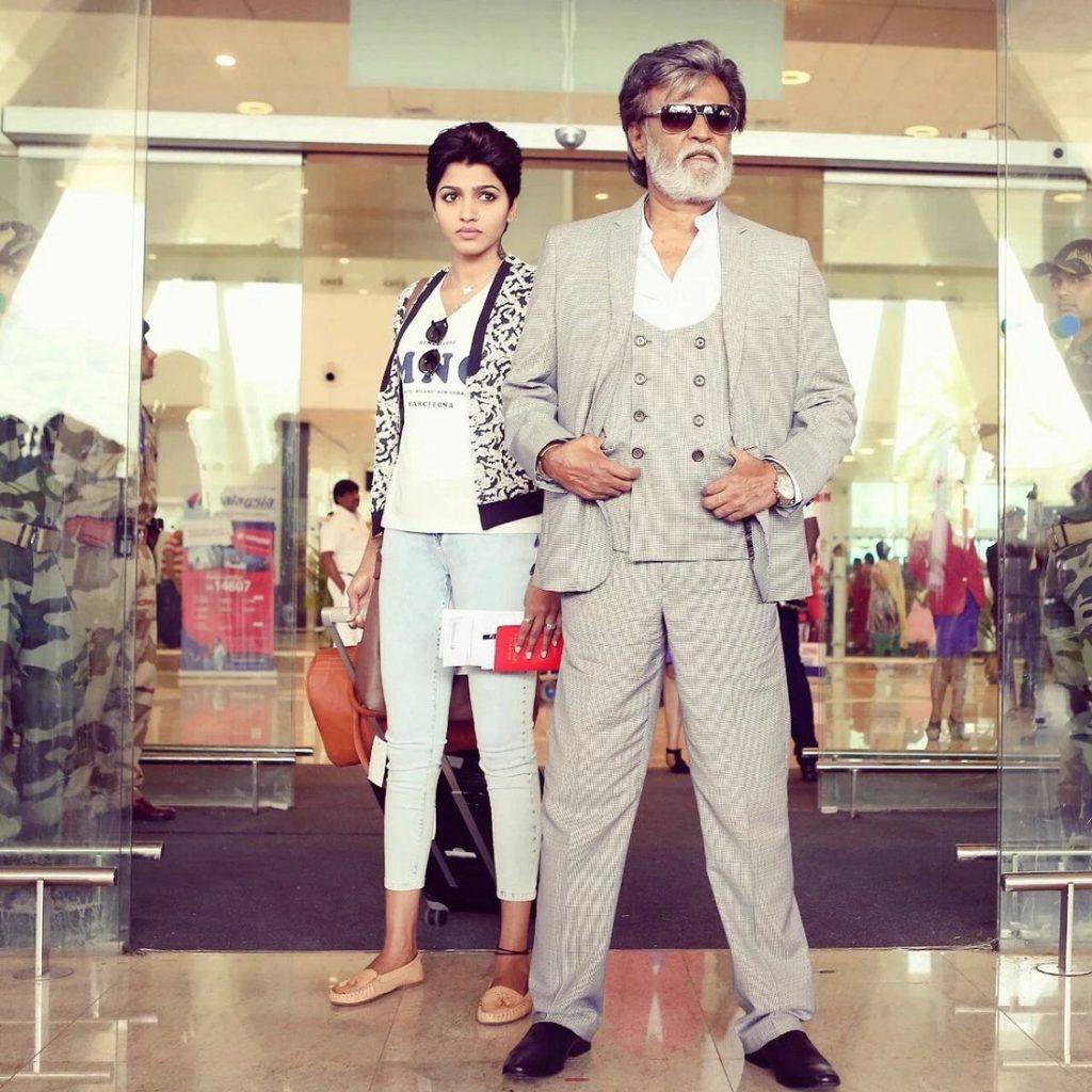 Rajinikanth New Look Pics