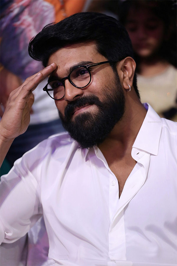 Ram Charan At Event HD Pictures