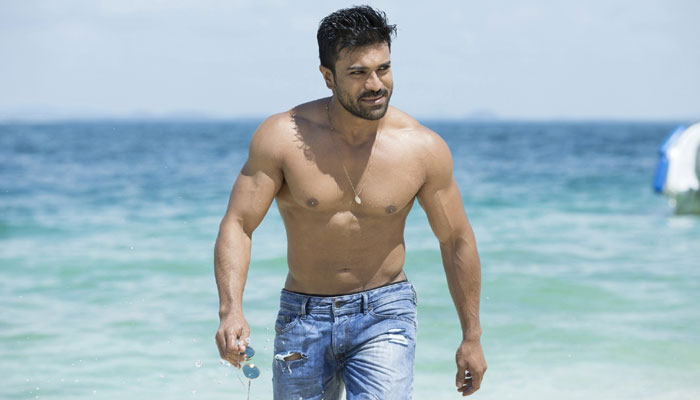 Ram Charan Hot Body Pictures Gallery