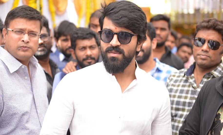 Ram Charan New Look Stylish Images