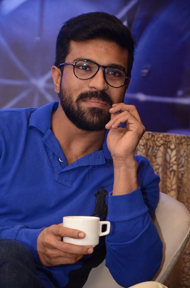 Ram Charan With Sunglass Photos