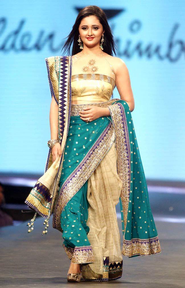 Rashami Desai Images At Rampwalk