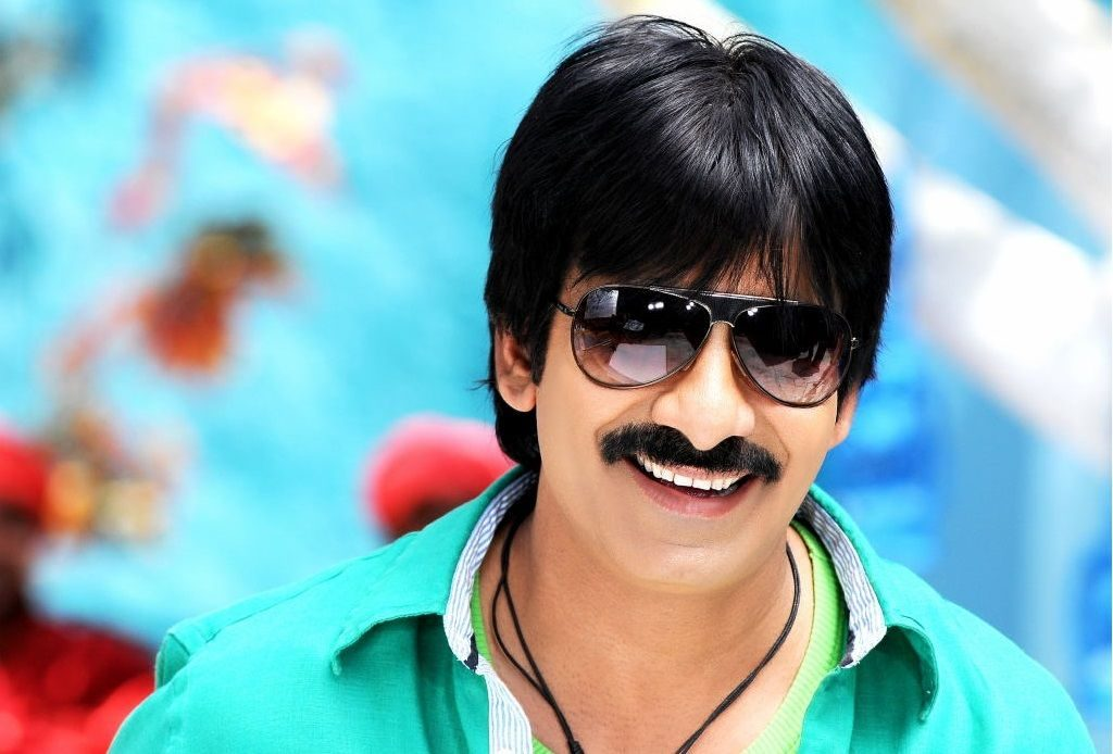 Ravi Teja Beautiful Smile Images