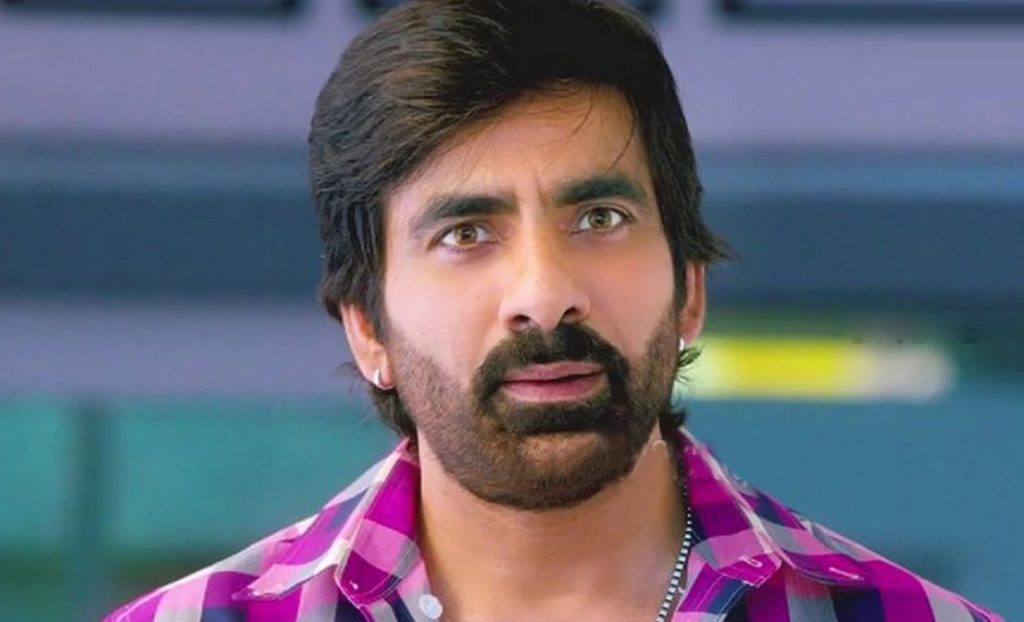 Ravi Teja Chaming & Attractive Photos