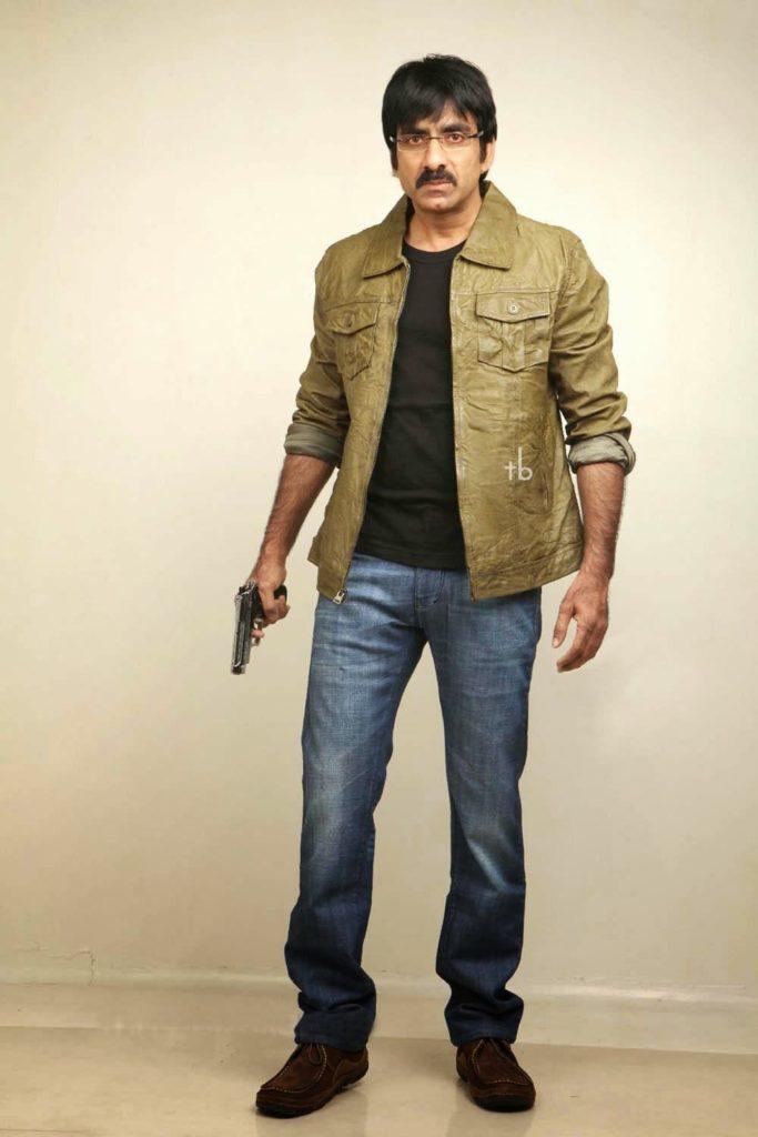 Ravi Teja Nice Look Images