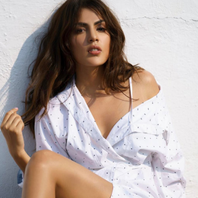 Rhea Chakraborty HD Sexy Photoshoot