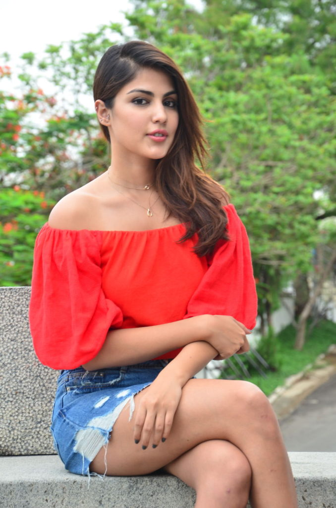 Rhea Chakraborty Upcoming Movie Look Pics HD