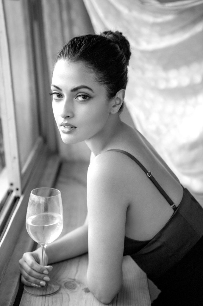 Riya Sen Black & White Images