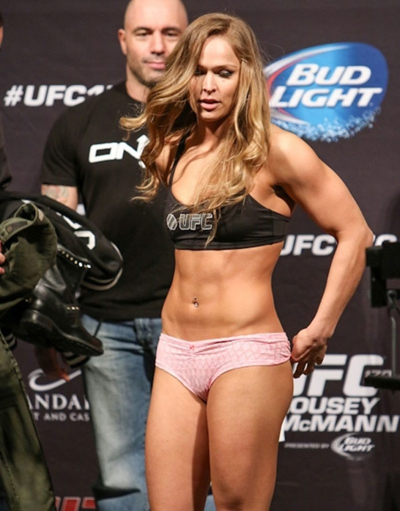Ronda Rousey Charming & Attractive Wallpapers