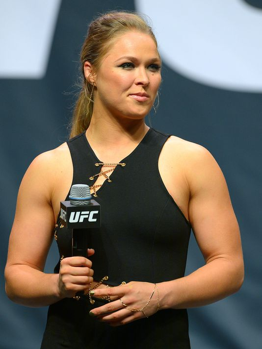 Ronda Rousey Sizzling & Spicy Images