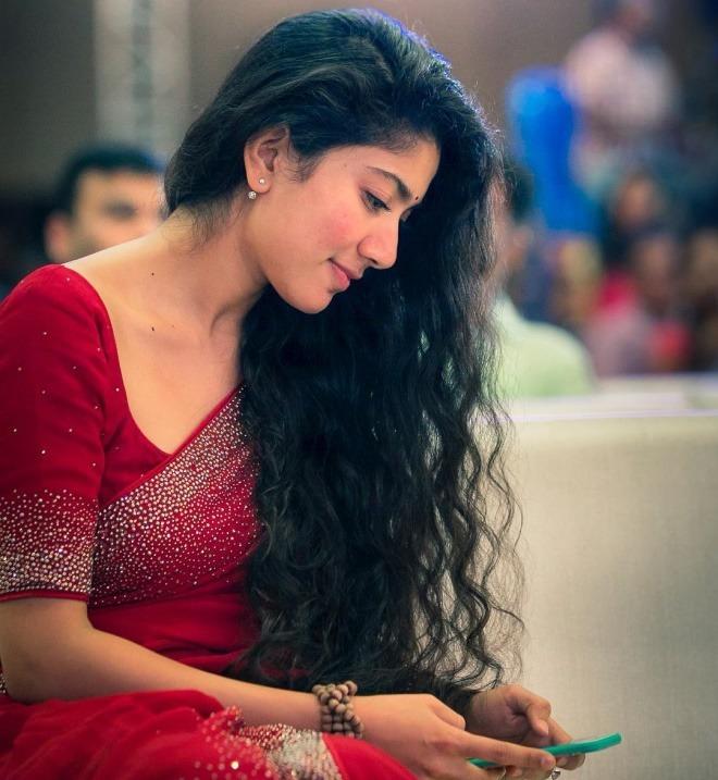 Sai Pallavi Cute Images