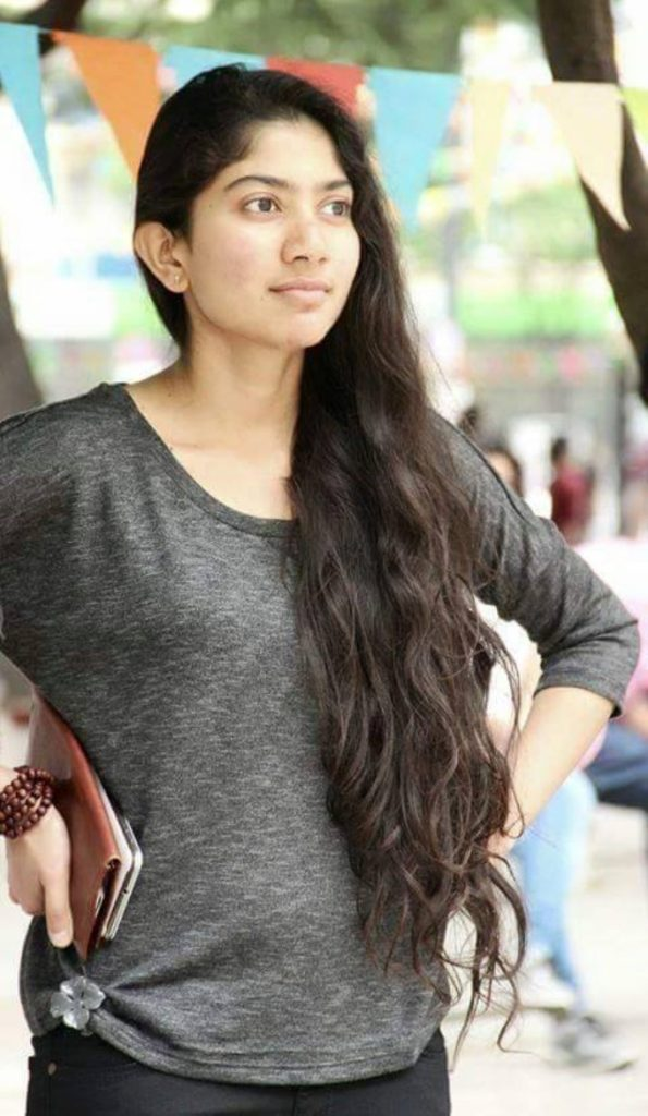 Sai Pallavi Images In Jeans Top