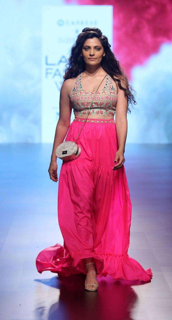 Saiyami Kher Hot Images At Rampwalk