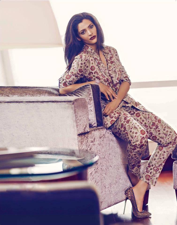 Saiyami Kher Upcoming Movie Look Pics