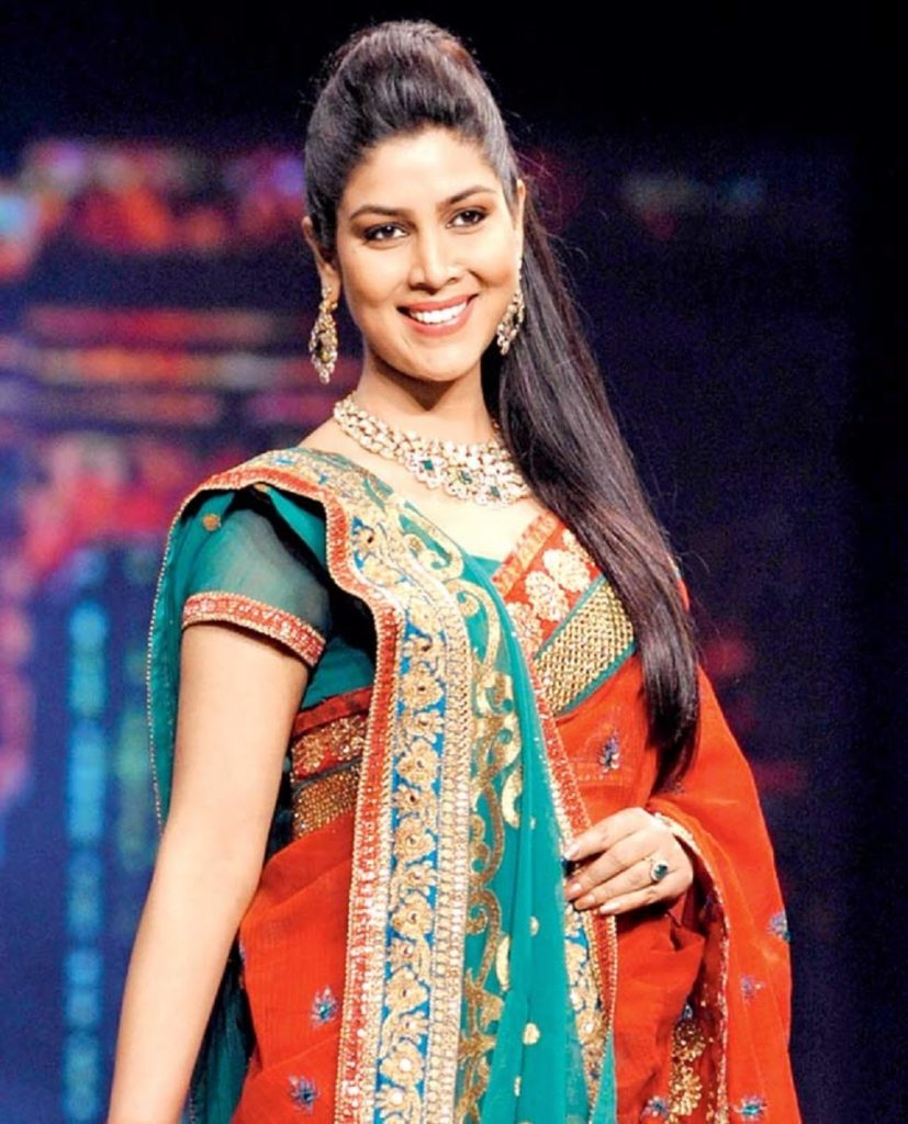 Sakshi Tanwar Images At Rampwalk