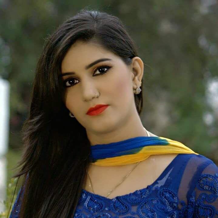 Sapna Choudhary Cute & Sweet Images HD