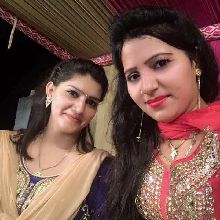 Sapna Choudhary Hot HD Sexy Wallpapers
