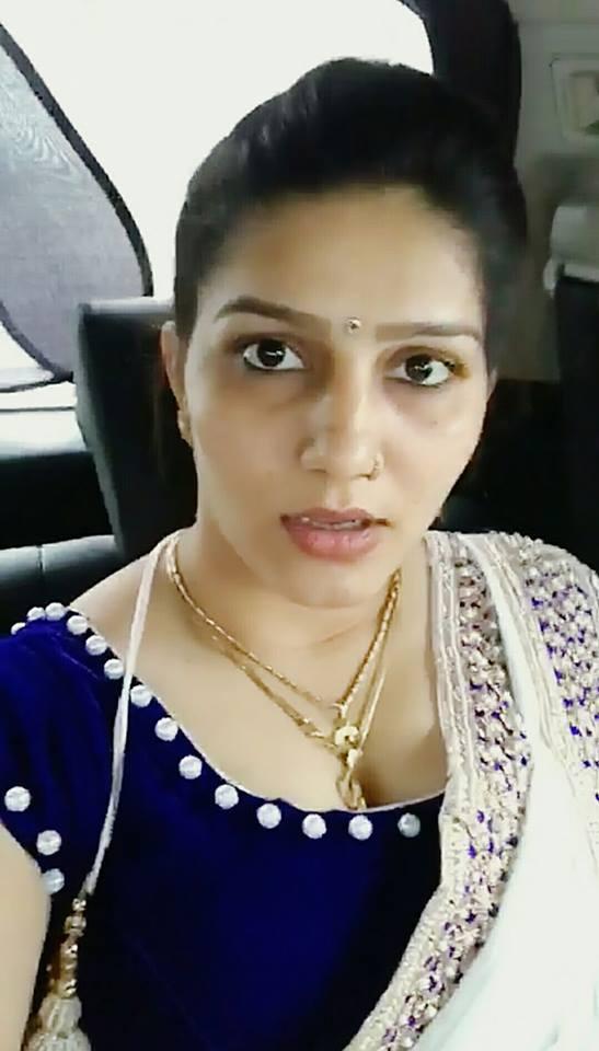 Sapna Choudhary Hot Images