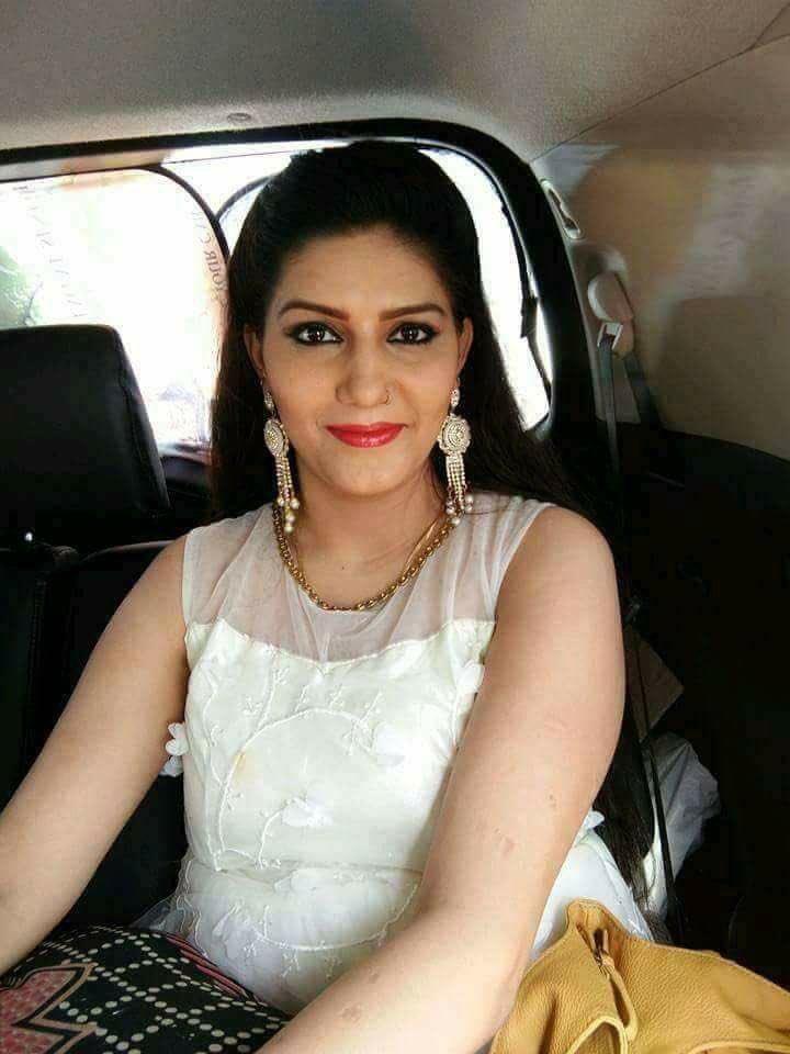 Sapna Choudhary Hot