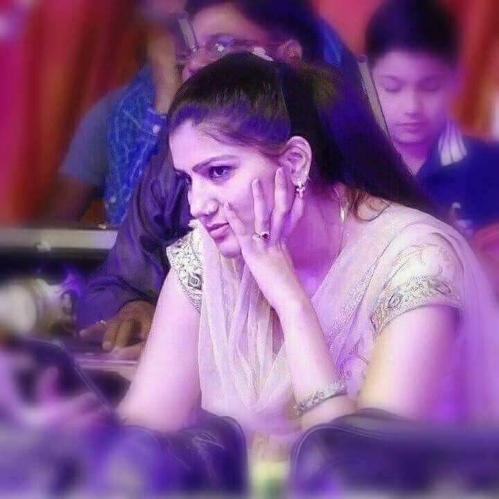 Sapna Choudhary Nice Pictures