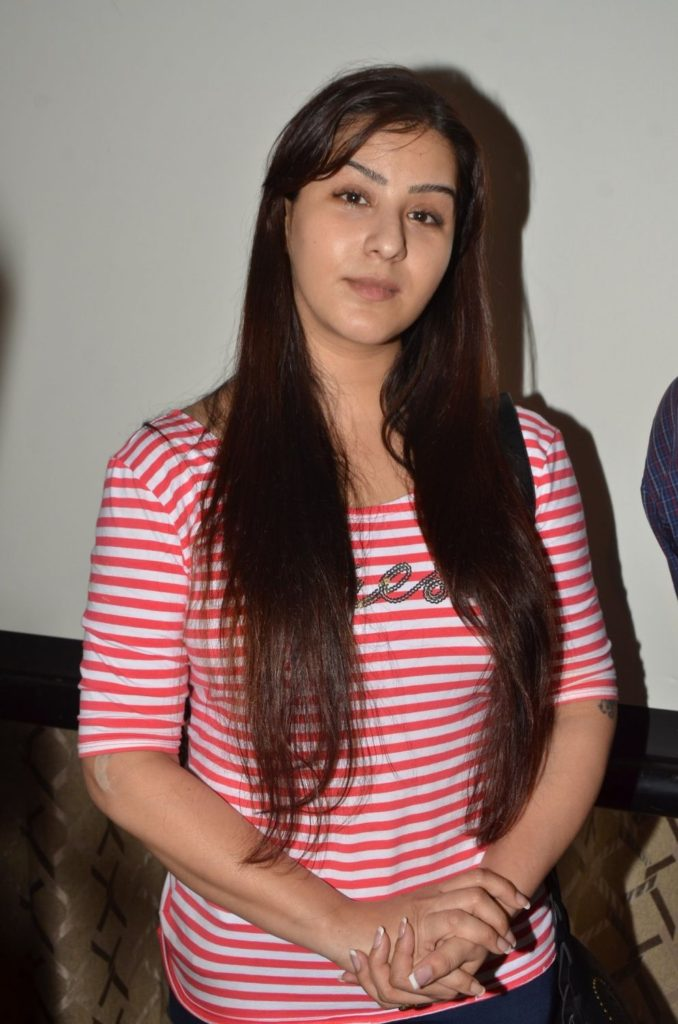 Shilpa Shinde Pictures At Event