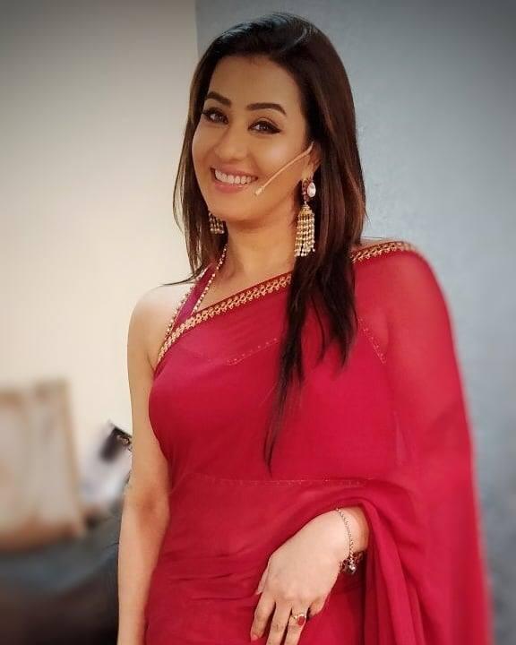 Shilpa Shinde Sweet Smile Images