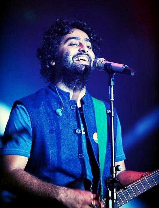 Song Writer Arijit Singh Pics