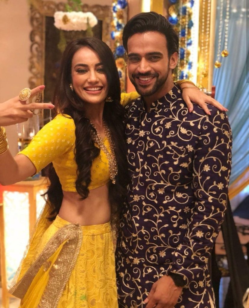 Surbhi Jyoti Images With His Boyfriend