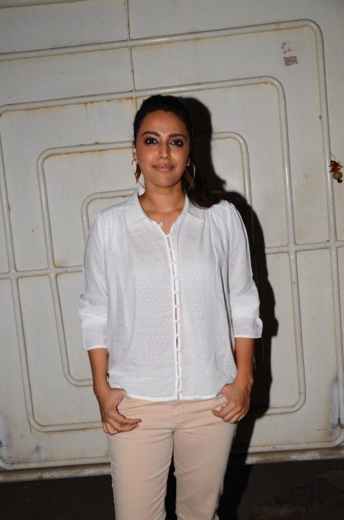 Swara Bhaskar New Images At Event