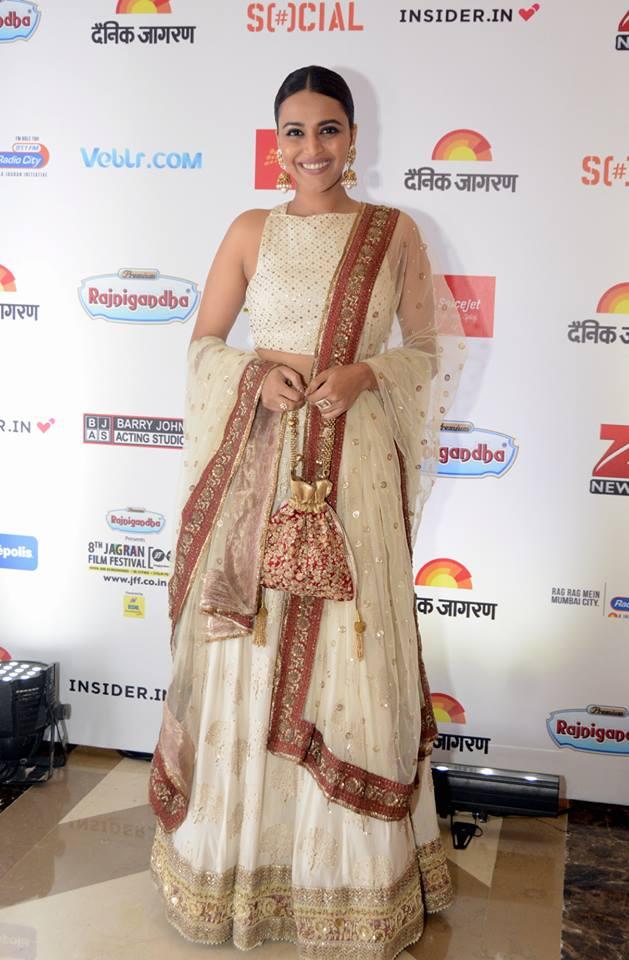 Swara Bhaskar Royal Look HD Pictures