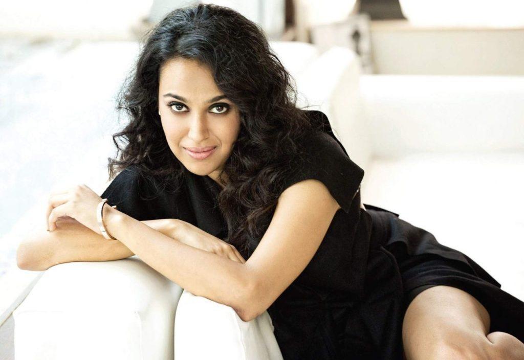 Swara Bhaskar Sexy Imgaes In Undergarments