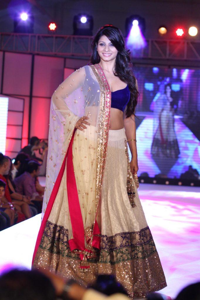 Tanishaa Mukerji Images At Rampwalk