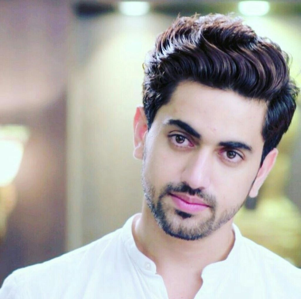 Zain Imam Latest Hair Style Pictures