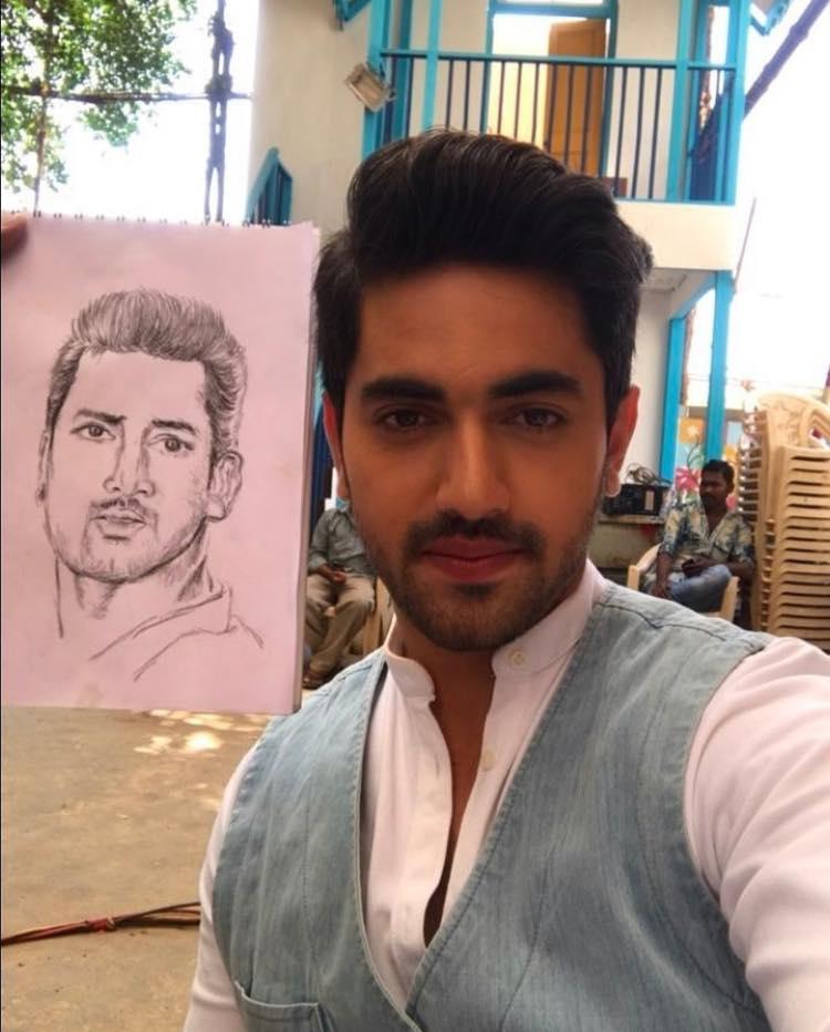 Zain Imam Royal Look Images