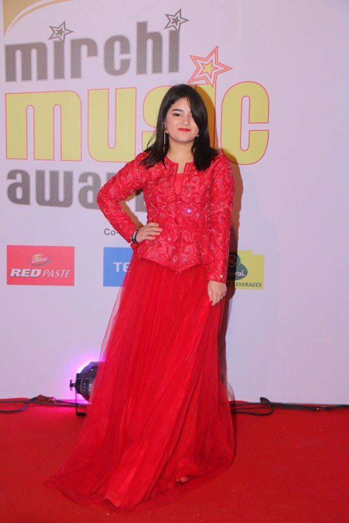 Zaira Wasim Latest New Pics At Event