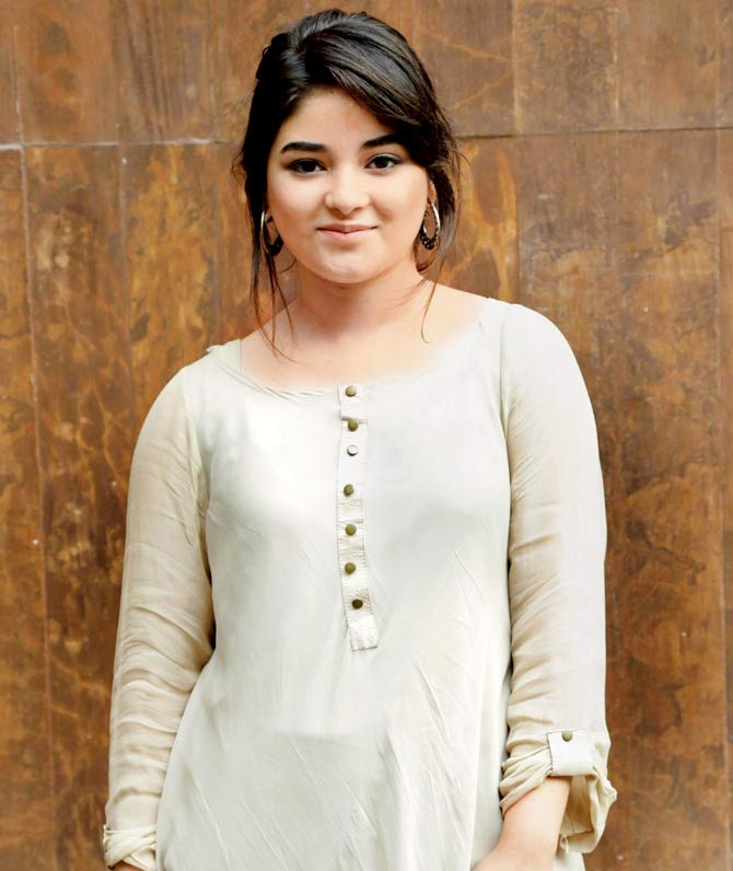 Zaira Wasim New Full HD Pictures Gallery