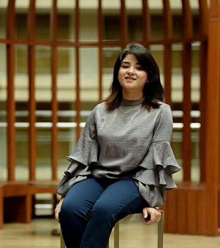 Zaira Wasim Sexy HD Photoshoot