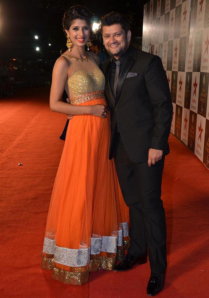 Aishwarya Sakhuja Photos With His Husband