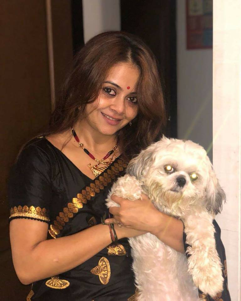 Devoleena Bhattacharjee HD Wallpapers In Saree