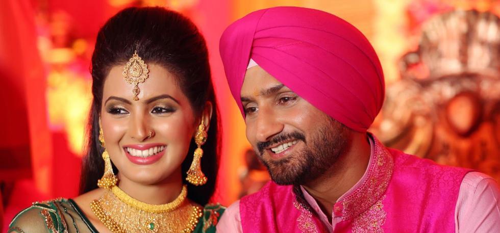 Geeta Basra Marriage Pictures