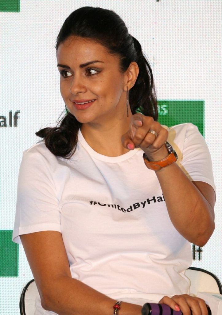 Gul Panag Sexy Pics At Event