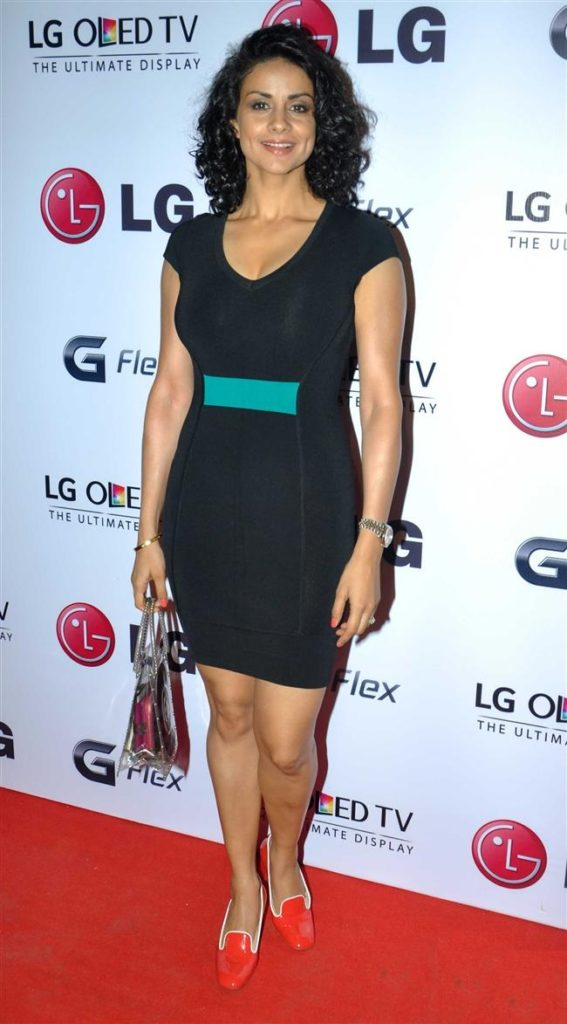 Gul Panag Sexy Pics In Short Dress