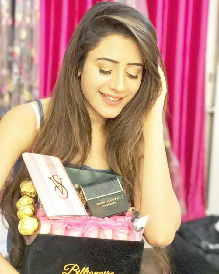 Hiba Nawab Hot Images