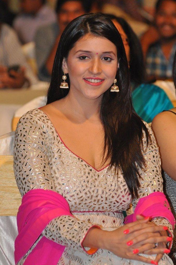 Mannara Chopra Hot Images At Event